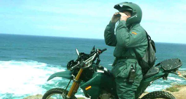 Guardia Civil profesión vocacional salario